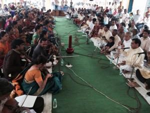 167th Thyagaraja Aaradhana 1